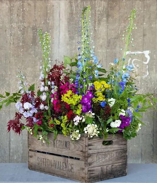 idei de amenajare a gradinii cu flori flower garden landscape ideas 7