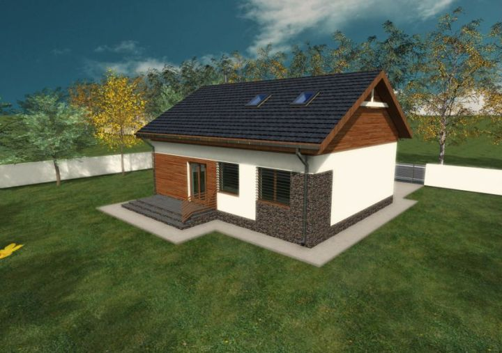 proiecte de case de 70 de metri patrati 70 square meter house plans 11