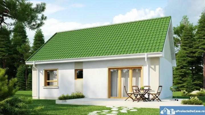 proiecte de case de 70 de metri patrati 70 square meter house plans 7