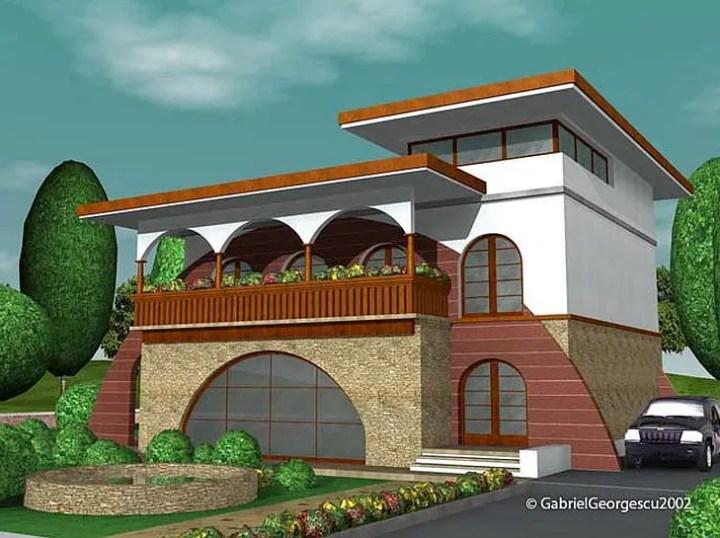case cu staif romanian architecture 10