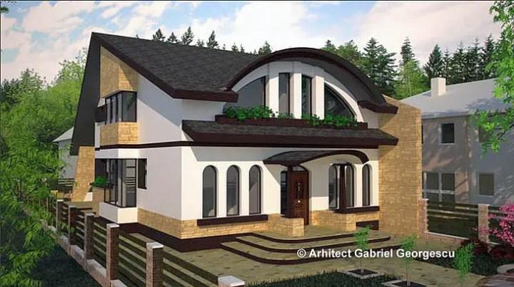 case cu staif romanian architecture 2