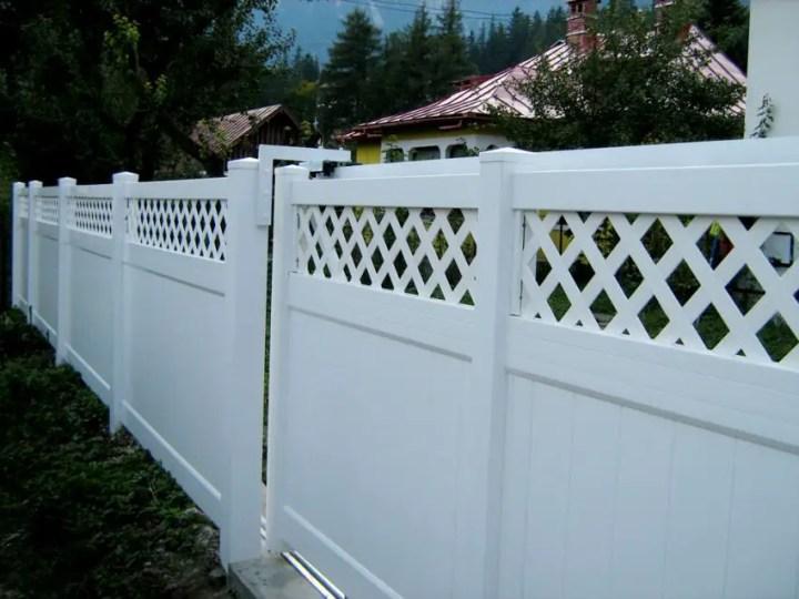 garduri din pvc pvc fencing solutions 4