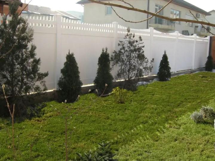 garduri din pvc pvc fencing solutions 6