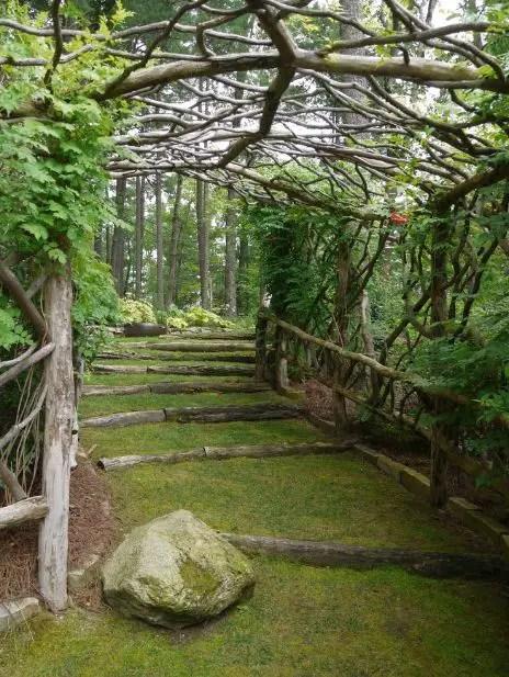 gradini amenajate ca la munte Mountain garden landscaping ideas 14
