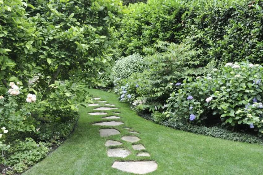 Gradini Amenajate Simplu Simple Garden Lanaping Ideas Gradina Aspect Rustic Iata Idei