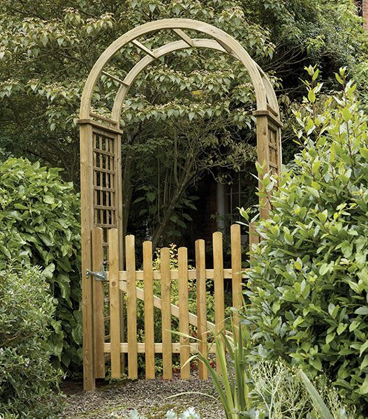 gradini cu arcade garden arches design ideas 8