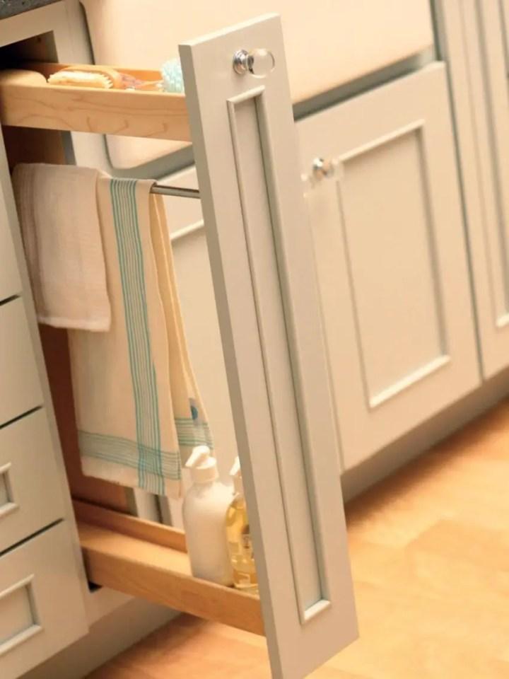 mobilier pentru bucatarii practice Smart kitchen furniture 3