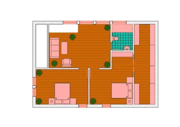 proiecte de case cu etaj mansardat attic house plans 11