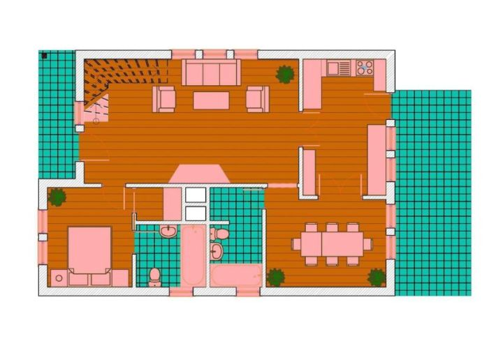 proiecte de case cu etaj mansardat attic house plans 12