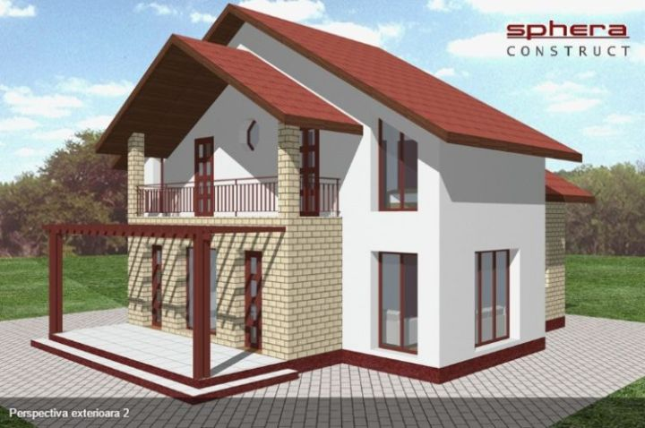 proiecte de case cu un etaj two story house plans 15