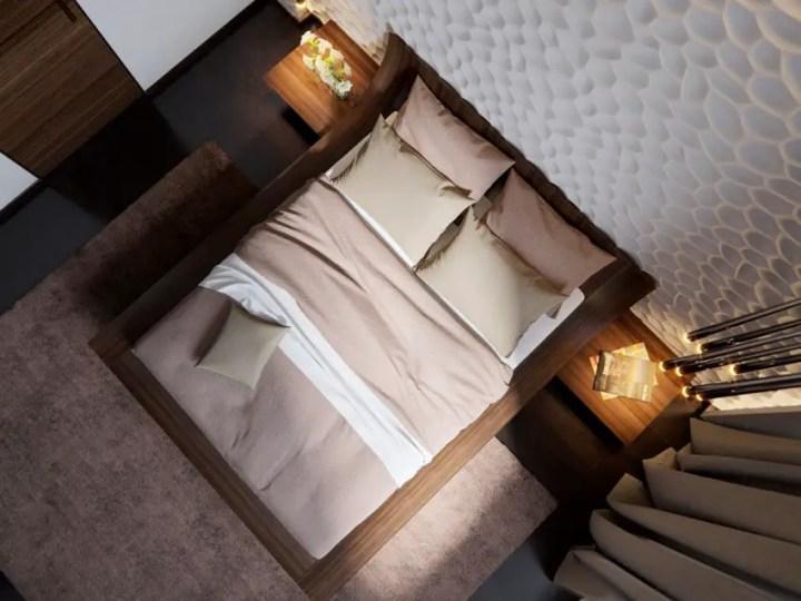 sapte dormitoare unice Seven unique bedrooms 10