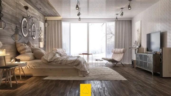 sapte dormitoare unice Seven unique bedrooms 6