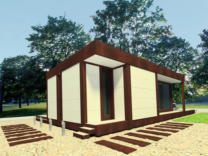 Case construite din containere preturi container homes 6