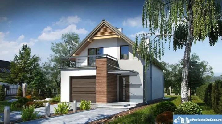 case cu mansarda attic houses 4