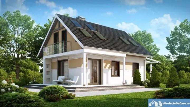 case cu mansarda attic houses 5