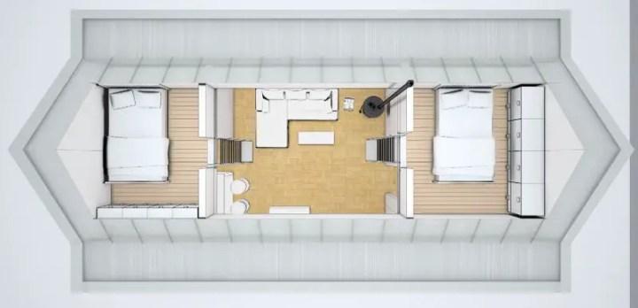 case mici de 60 de mp 60 square meter house plans 6