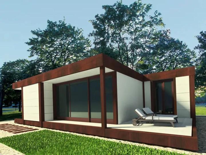 Case modulare - interactiune cu mediul de afara