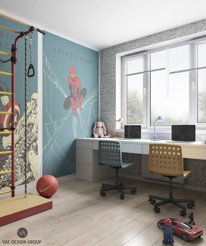 dormitoare pentru copii kids' bedrooms 5