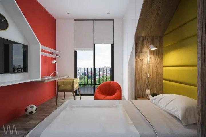 dormitoare pentru copii kids' bedrooms 7