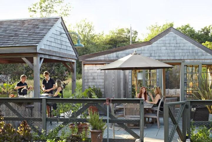 idei pentru bucataria de gradina Garden kitchen ideas 2