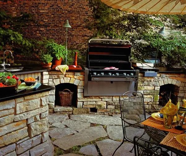 idei pentru bucataria de gradina Garden kitchen ideas 6
