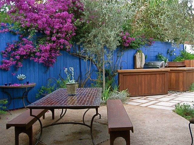 idei pentru bucataria de gradina Garden kitchen ideas 7