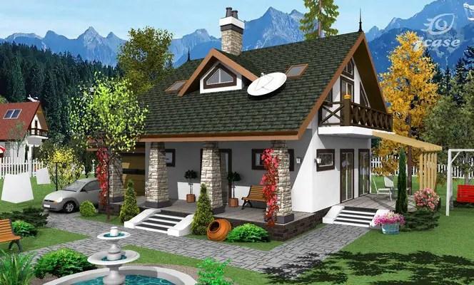 modele de case cu open space open floor house plans 10