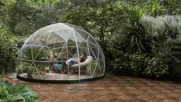 un iglu pentru gradina garden igloo 3