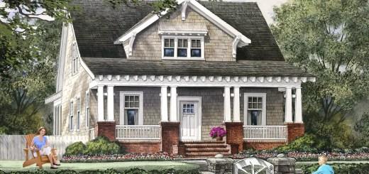 Idei de case cu 4 dormitoare