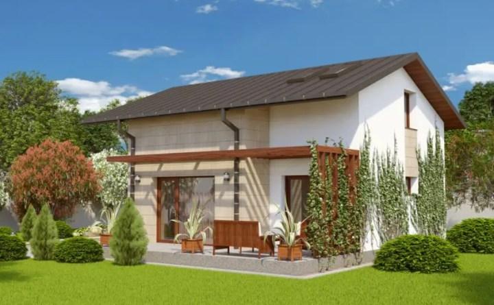 Case cu balcoane din sticla Houses with glass balconies 11