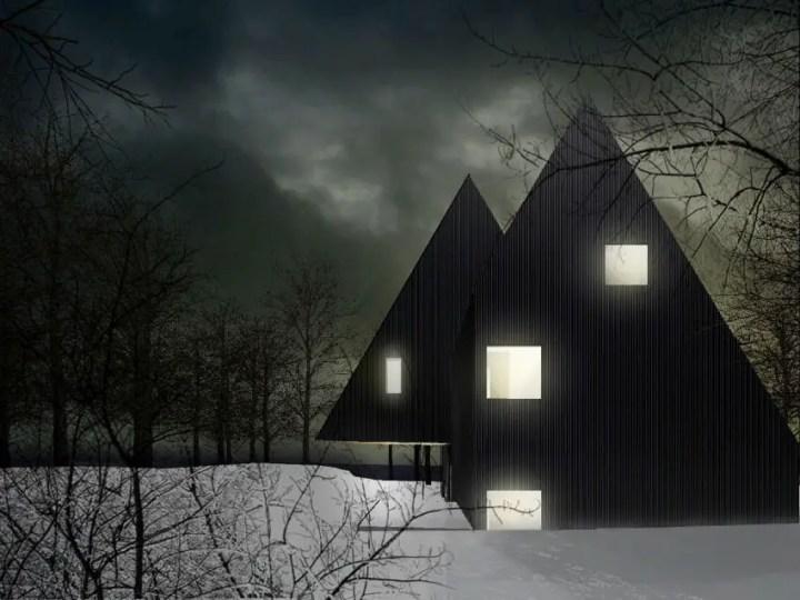 casa din padure fahouse 5