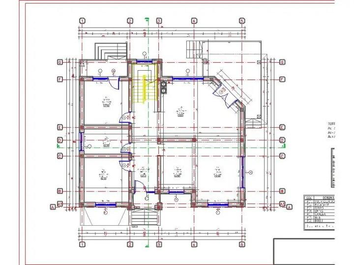 case cu mansarda si garaj subteran Loft houses with underground garage 10