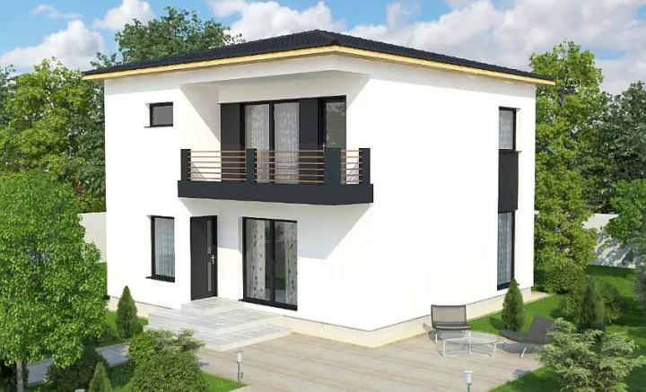 Case pe structura din lemn - proiecte diferite, estetice si eficiente