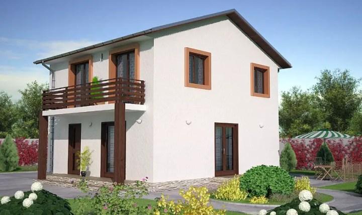 case pe structura de lemn timber frame houses 6