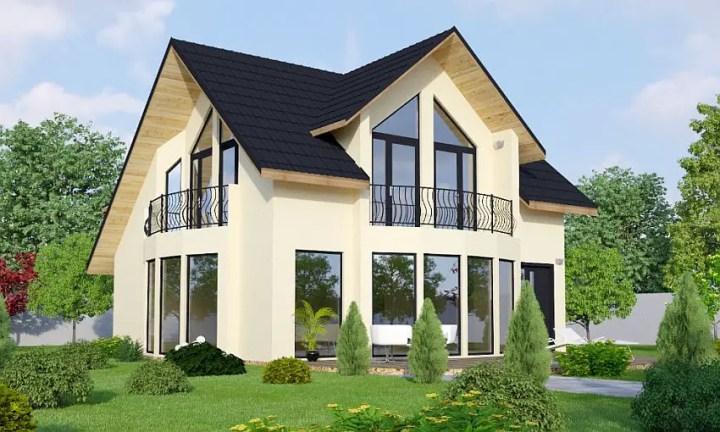 case pe structura de lemn timber frame houses 8