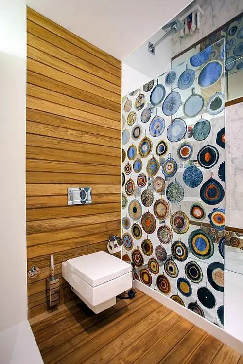 Interioare cu lambriu de lemn wood panel design ideas 16