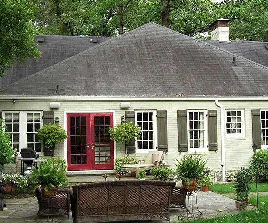combinatii de culori pentru exteriorul casei Exterior color palettes 7
