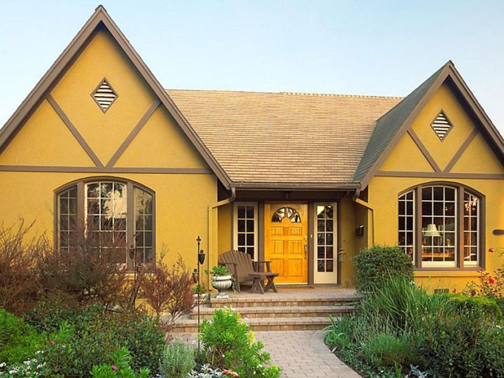 combinatii de culori pentru exteriorul casei Exterior color palettes 8