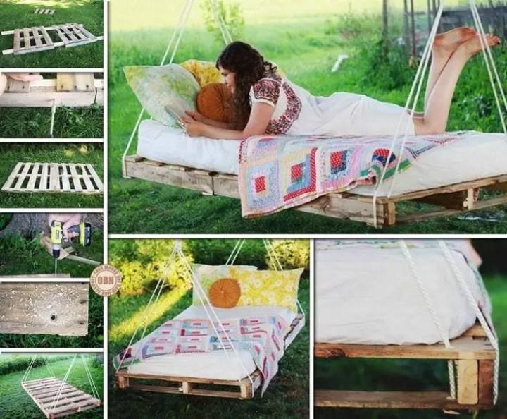 mobilier din paleti pentru gradina pallet outdoor furniture instructions 8