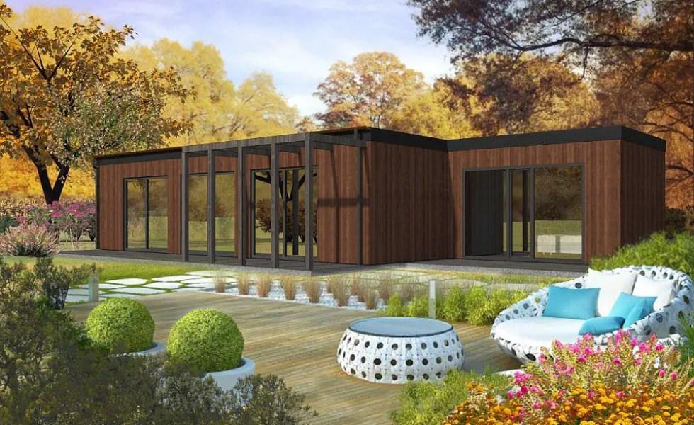 case modulare din lemn alegerea practica case practice