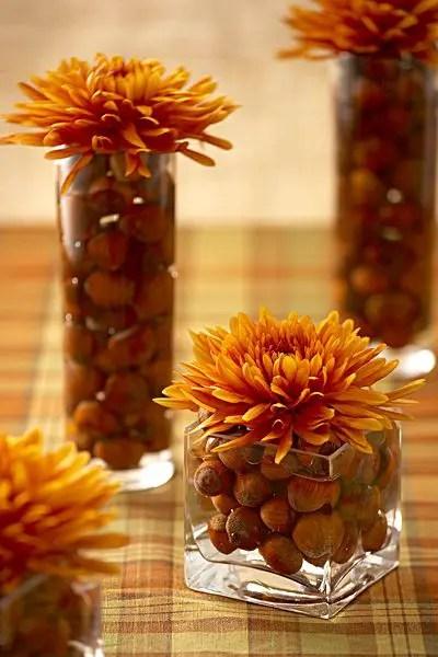 decoratiuni din ghinde si castane Acord and chestnut crafts 21