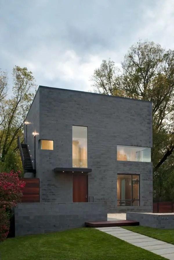 proiecte de case cubice casa 2