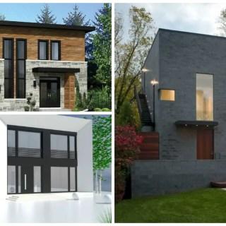 proiecte de case cubice