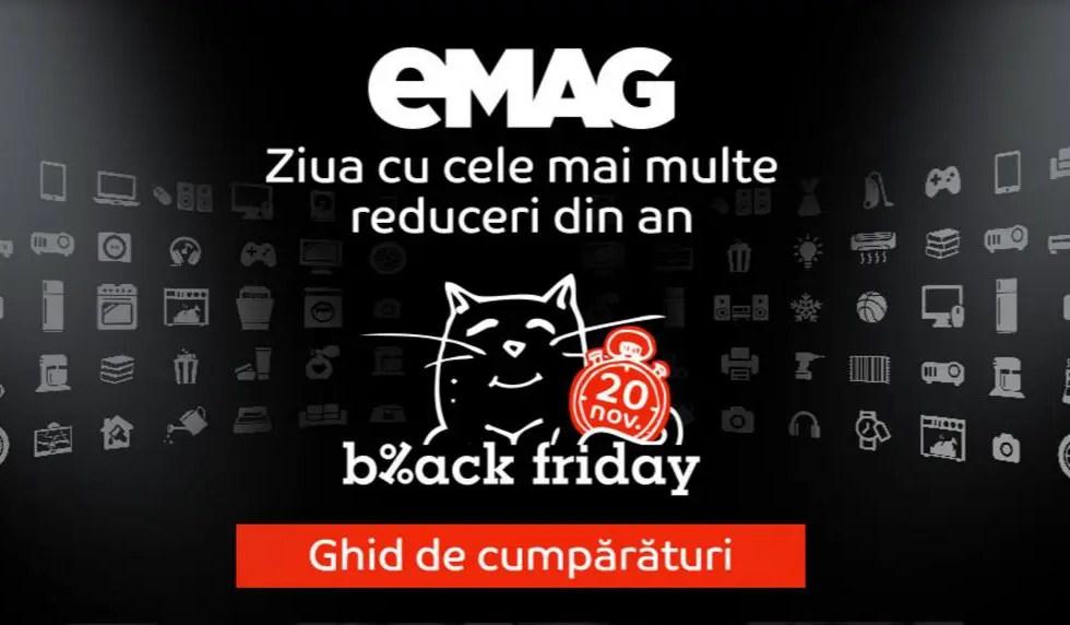 black friday 2016 emag reduceri