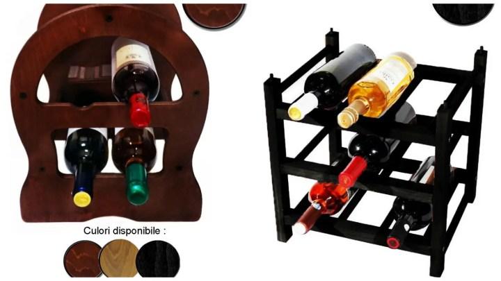 cum pastrezi vinul la tine acasa rafturi mici