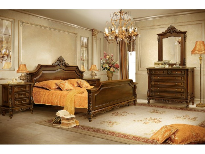 mobilier din lemn masiv pentru dormitor 4