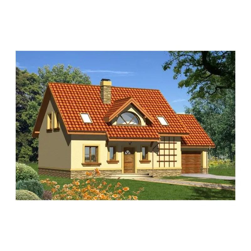 Proiecte de case mici si cochete 2 case practice for Casa la tara ieftina