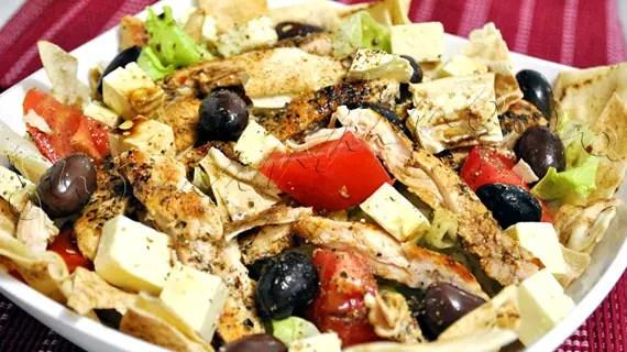 mancaruri usoare dupa sarbatori salata
