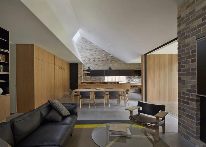 proiecte de case luminoase 1 living