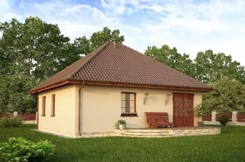 Case mici si ieftine din caramida frumoase durabile si for Case din lemn ieftine